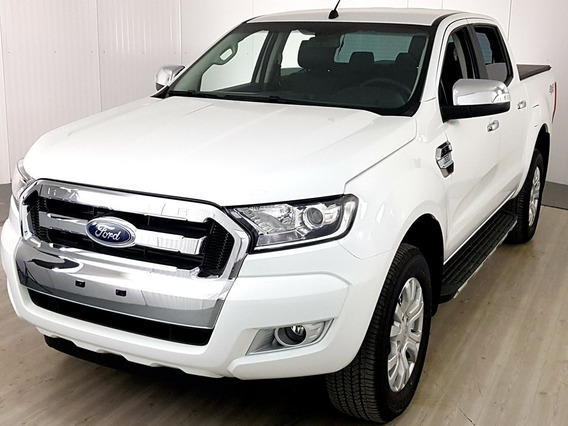 Ford Ranger 3.2 Xlt 4x4 Cd 20v Diesel 4p Automático 2019...