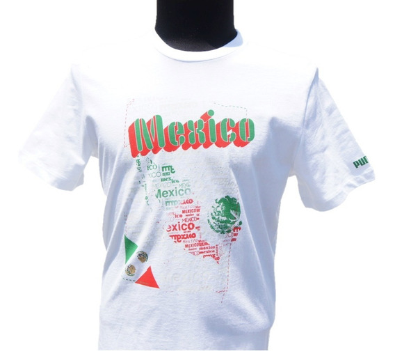 Playera Puma México