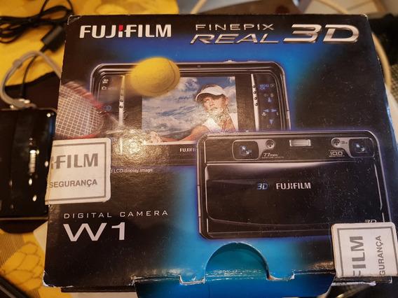 Câmera 3d Real Fujifilm W1