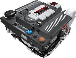 Motor Mercury Mercruiser 150hp - Qsd Alpha - Diesel