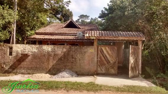 Aluga-se Casa Para Temporada No Guaraú-peruíbe/sp Ref.lt116