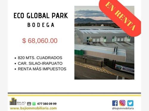 Bodega Industrial En Renta Eco Global Park