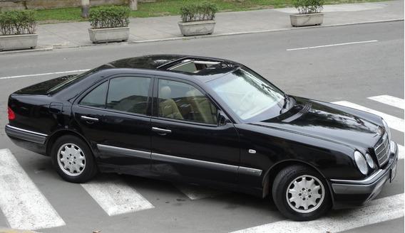Elegante Como Nuevo Mercedes E240 1998