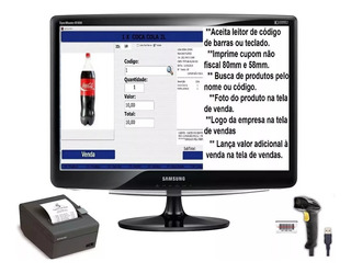 Sistema Pdv Comercio Loja Padaria Lanchonete Promoç