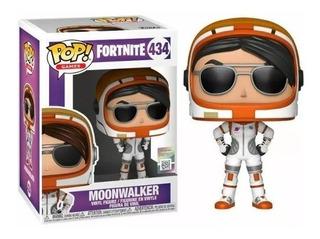 Figura Funko Pop Fortnite - Moonwalker 434
