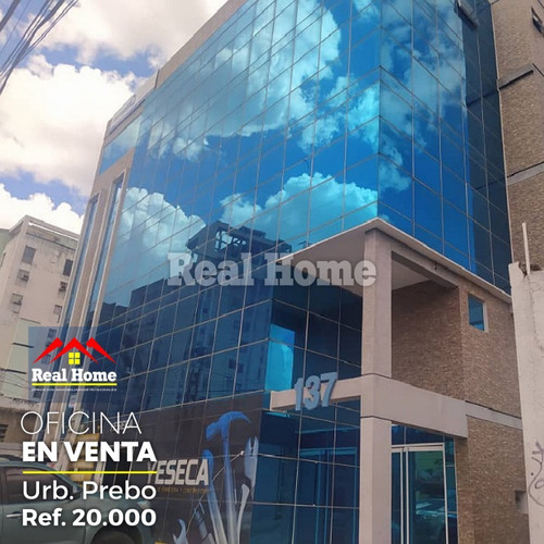 Real Home Vende Bella Oficina Edif. 137