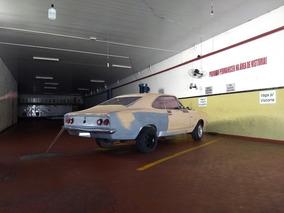 Opala 1976 - Motor 6cc Ômega Injetado