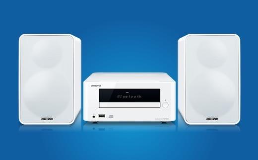 Onkyo Micro System Com Cd - Cs-265 - Preto Ou Branco
