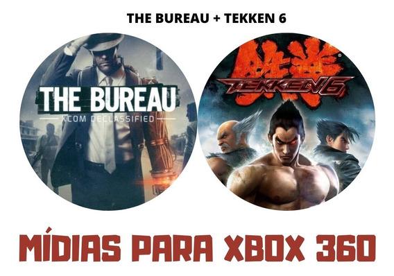 The Bureau + Tekken 6