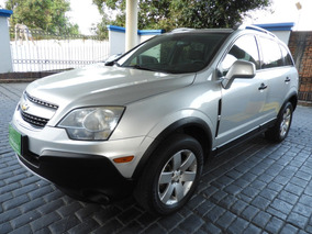 Chevrolet Captiva 2010 At 2.400cc