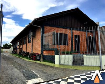 Acrc Imóveis - Escola Agrícola - Galpão - 150m² De Área Total - Gl00142 - 34057761