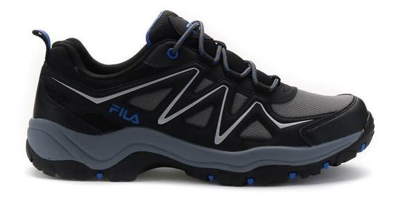 Zapatillas Fila Zermat Azul Envíos A Todo El País Gratis
