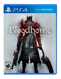 Bloodborne Ps4 Juego Nuevo Original Fisico Blu-ray Sellado