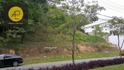 Terreno Residencial À Venda, Aruã Eco Park, Mogi Das Cruzes. - Te0005