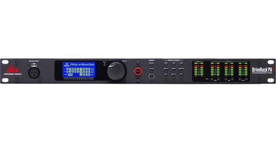 Dbx Driverack Pa2 Procesador De Audio Nuevo Envio Gratis