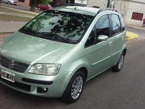 Fiat Idea 1.4 Elx Mp3 Impecable Estado Gnc Full Particular