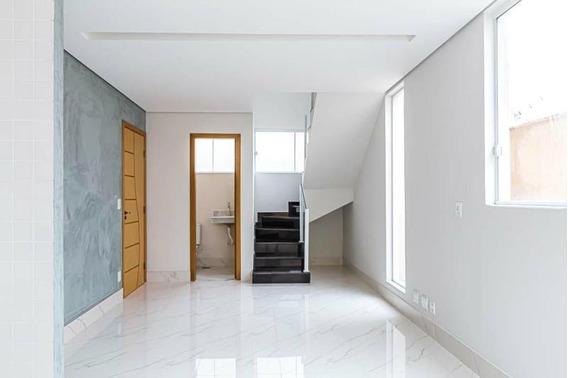 Casa Geminada Com 3 Quartos Para Comprar No Itapoã Em Belo Horizonte/mg - Sim3601