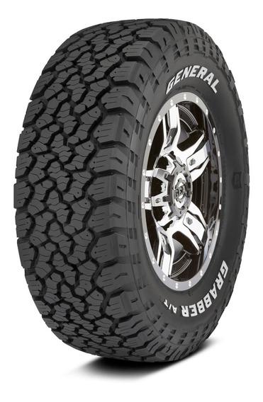 Pneu 265/75r16 General Tire Grabber Atx 123/120r