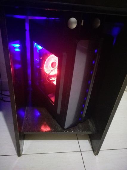 Pc Gamer Rx 580 4gb Xeon X3440 @3,4 Ghz 8gb Ram 1700 Mhz C10