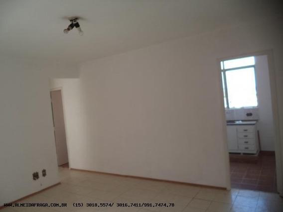 Apartamento Para Venda Em Sorocaba, Vila Jardini, 2 Dormitórios, 1 Banheiro, 1 Vaga - 90_1-478138