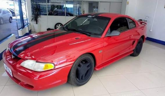 Ford Mustang 5.0 Gt Coupé V8 1995 2p Manual 104.000km