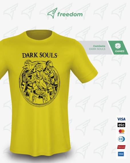 Camiseta Dark Souls