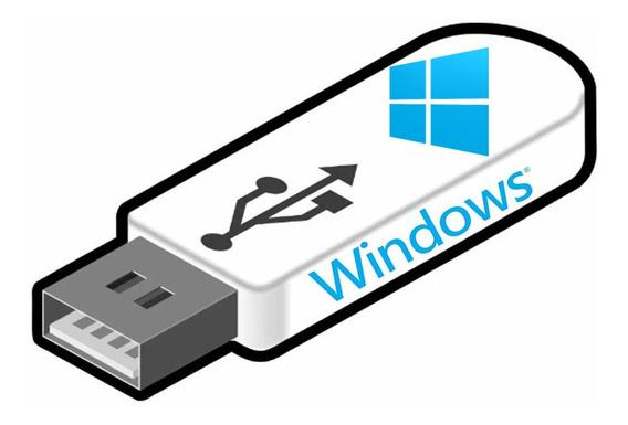 Memoria Usb Con Windows 10 Para Instalar Autoarrancable