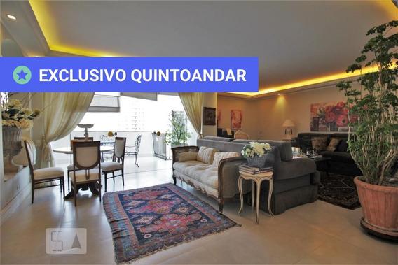 Apartamento No 10º Andar Mobiliado Com 4 Dormitórios E 4 Garagens - Id: 892969230 - 269230