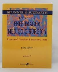 Tratado De Enfermagem Médico-cirúrgica 4 Volumes Brunner
