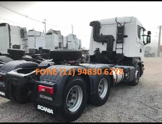 Scania R.540 6x4 Highline Ano 2019