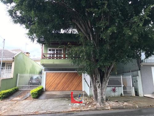 Imagem 1 de 15 de Casa Jardim America Bragança Paulista . - Ca0805-1