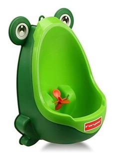Foryee Cute Frog Potty Orinal De Entrenamiento