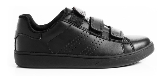 Zapatillas Zapatos Escolares Con Abrojos Reforzadas