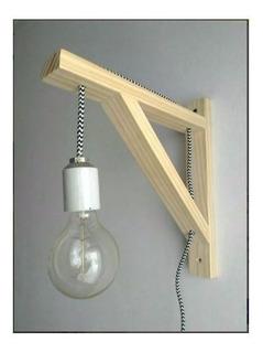 Lámpara Ménsula