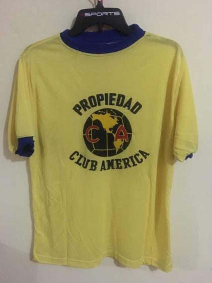 Playera 70s Club America