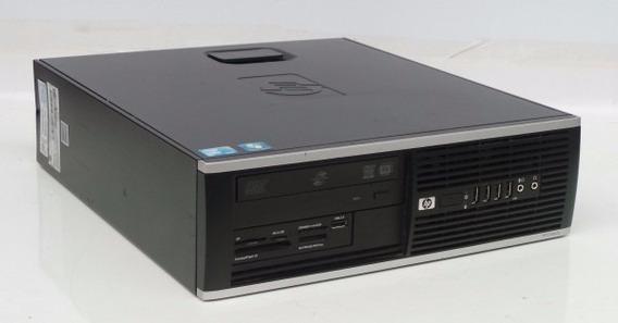 Cpu Hp Compaq Core 2 Duo 8gb Ram Ssd 120gb Windows 10 Pró!
