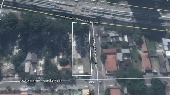 Terreno Para Venda Em São Paulo, Brooklin Paulista - T059