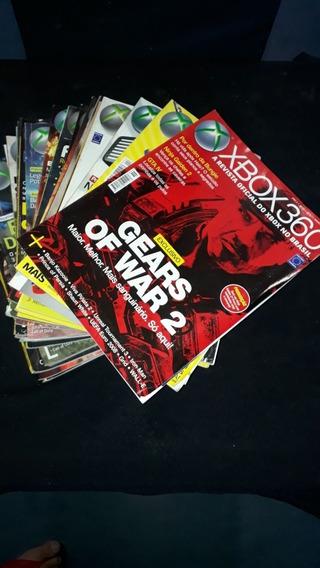 Lote 25 Revistas Xbox 360