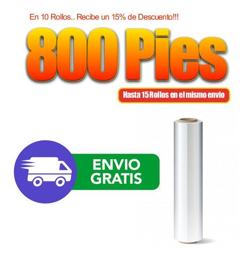 Imagen 1 de 2 de 1 Rollo De Emplaye Std 274 Mts / 800 Pies