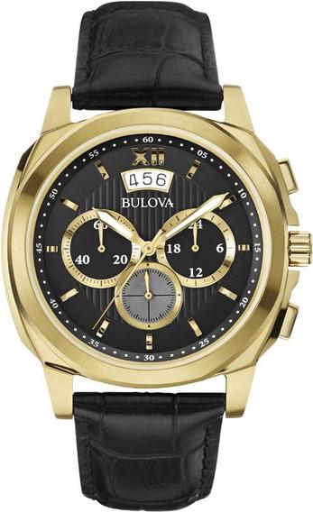 Relógio Bulova Masculino Cronógrafo Wb31818u