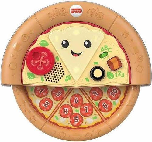 Fisher Price Pizza De Aprendizagem Deliciosa Mattel