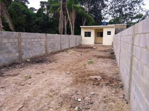 Imagem 1 de 13 de Edícula No Litoral Com 1 Dormitório Em Itanhaém-sp | 8263-pc