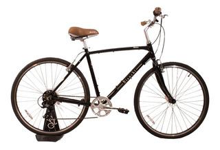 Bicicleta Bianchi Siena Rodado 28 Aluminio 7 Cambios