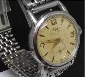 Relógio Mido T02130 De Pulso Masculino Automático Webclock