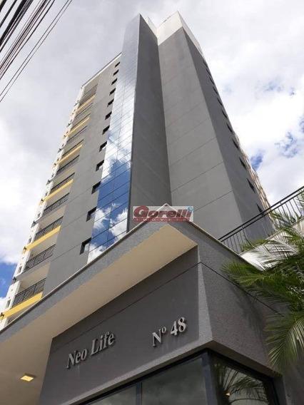 Loft Com 1 Dormitório À Venda, 34 M² Por R$ 340.000 - Neo Life - Arujá/sp - Lf0010