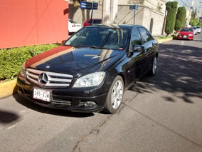 Mercedes Benz Clase C200 Cgi Exclusive