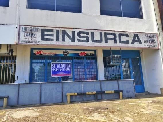 Local Comercial Unare Ii Puerto Ordaz En Alquiler, C.c Unare