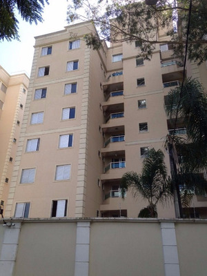 Apartamento Em Paraíso Do Morumbi, São Paulo/sp De 69m² 3 Quartos Para Locação R$ 1.700,00/mes - Ap152270