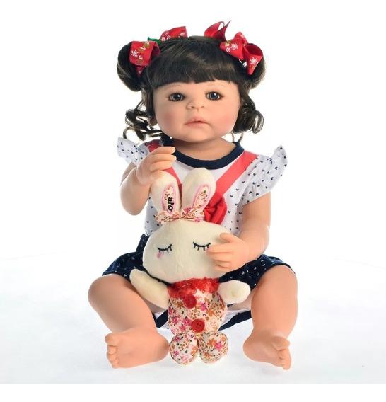 Bebê Reborn Boneca 55cm (varios Modelos) (pronta Entrega)