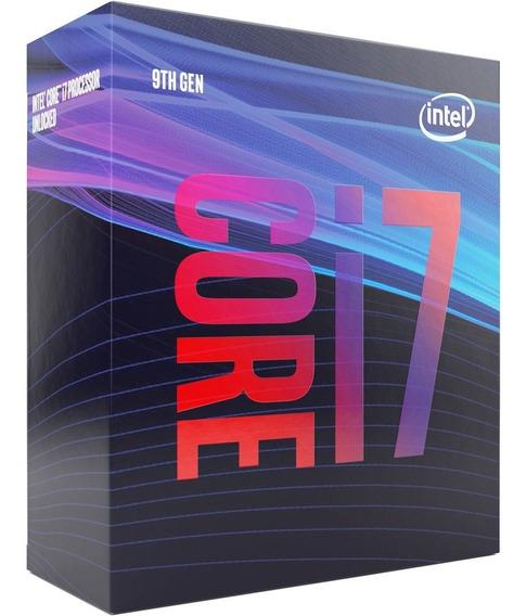 Processador Intel Core I7-9700 12mb 3.0ghz Bx80684i79700